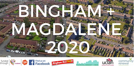 Bingham and Magdalene Community Conference 2020 tickets