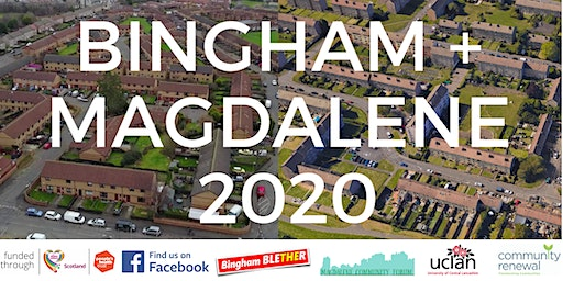 Bingham and Magdalene Community Conference 2020
