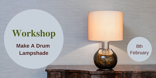 Learn How To Make A Drum Lampshade