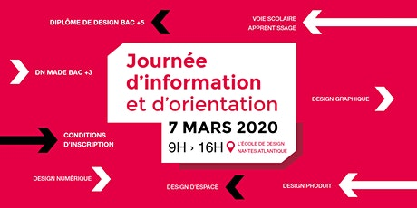 Journée d'information - Samedi 7 mars 2020 billets