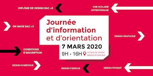 Journée d'information - Samedi 7 mars 2020
