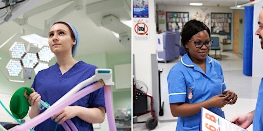 UHB Nursing/Theatres Careers Event
