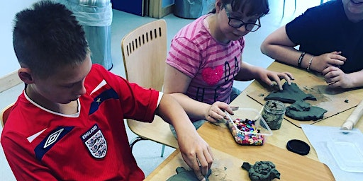 Creative Active Lives SEND Social Clay Play Session
