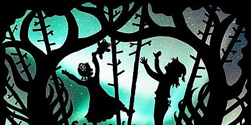 Family Workshop: A-Z Shadow Puppet Making, with the Clockwork Moth