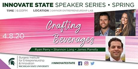Innovate State: Crafting Beverages  biglietti
