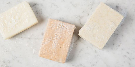 Cold Process Soap Making Workshop with Wabi Skincare tickets