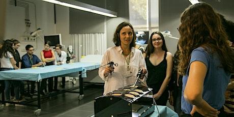 ABC da Cirurgia - Cirurgião Por Um Dia, A Engenharia na Cirurgia e Microdissecação bilhetes