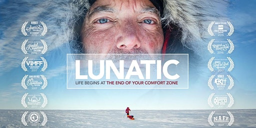 LUNATIC - Life begins at the end of your comfort zone