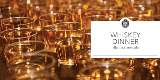 SOLD OUT- Whiskey Dinner with Whiskey Acres Distilling Co.