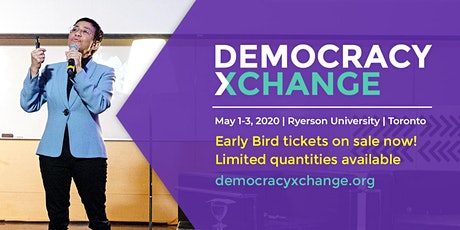 DemocracyXChange Summit tickets