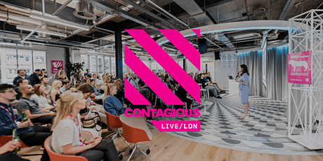 Contagious Live / London / February tickets