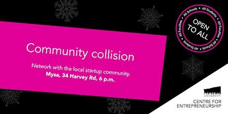 Community Collision tickets