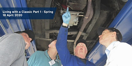 Living with a Classic Car Part 1 - Spring Workshop tickets