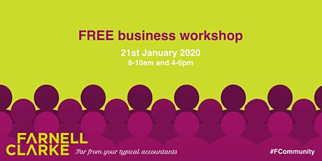 New Year New Business Workshop tickets