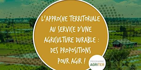 L'approche territoriale au service d'une agriculture durable billets