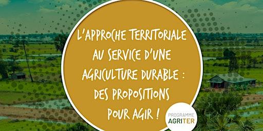 L'approche territoriale au service d'une agriculture durable