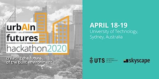 UrbAIn Futures Hackathon 2020