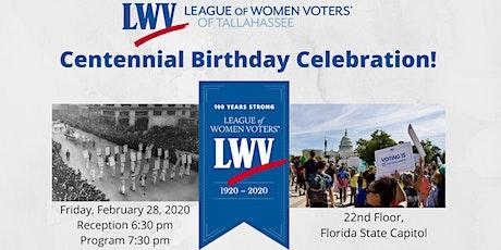 Centennial Celebration tickets