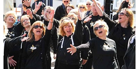 FREE Taster Session at SUTTON COLDFIELD Got 2 Sing Choir tickets