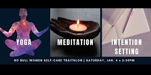 Self-Care Triathlon**New Date**