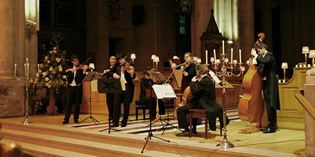 VIVALDI - FOUR SEASONS by Candlelight - Fri 21st May, Edinburgh tickets