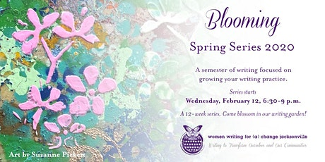 Spring Series: Blooming (Riverside) tickets
