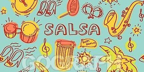 Salsa Dancing @ Chenault Vineyard's tickets