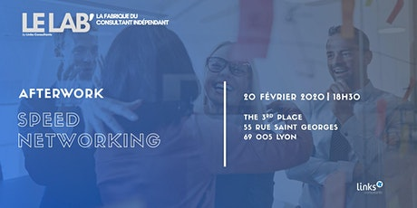 Afterwork #LyonSpeed Networking | Le Lab' tickets