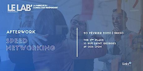 Afterwork #LyonSpeed Networking | Le Lab' billets