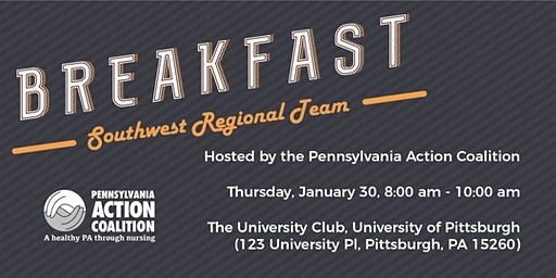 PA Action Coalition Southwest Regional Breakfast
