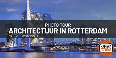 Architecture Photo Tour Rotterdam tickets