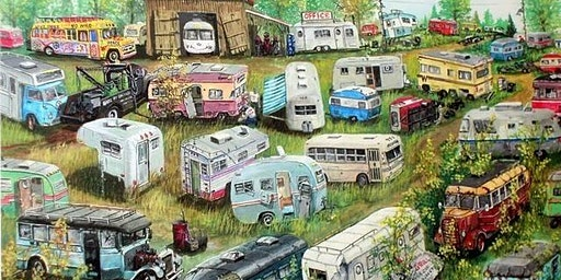 7th Annual Vintage Trailers, Classic Cars Show & Swap Meet