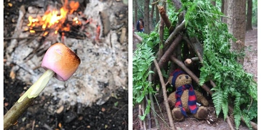 Teddy, toddler and marshmallow dens at Kingsbury Water Park
