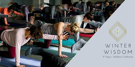 Winter Wisdom  Yoga + Wellness Conference tickets