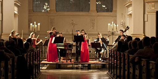 VIVALDI - FOUR SEASONS by Candlelight - Sat 4th April, Coventry