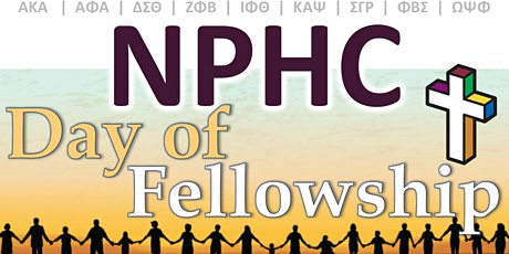 2020 NPHC Day of Fellowship Meal - Greenville, South Carolina tickets