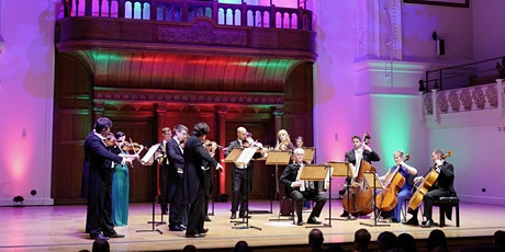 VIVALDI - FOUR SEASONS by Candlelight - Fri 16th October,  Edinburgh tickets