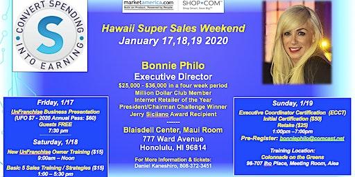 BONNIE PHILO LIVE! Market America