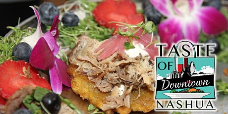 26th Annual Taste of Downtown Nashua, NH  tickets
