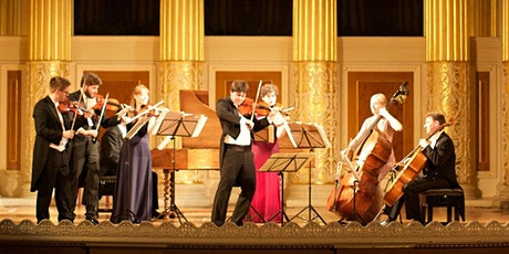VIVALDI - FOUR SEASONS by Candlelight - Sat 17th April, Sheffield tickets