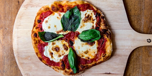 Pizza Workshop with John McGrath: February 15th, 2020