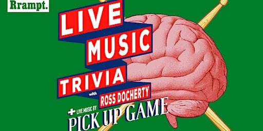 Rrampt's Live Music Trivia