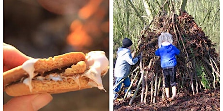 Dens and s'mores at Kingsbury Water Park tickets