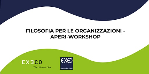 Filosofia per le Organizazzioni