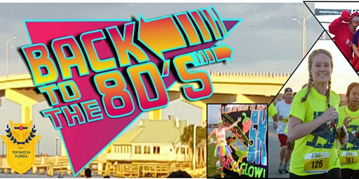 Sculptor Charter School's A Max Brewer Bridge Back to the 80's 5K