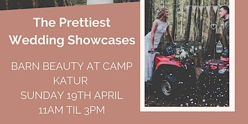 The Prettiest Wedding Showcase - Rustic Barn Beauty at Camp Katur