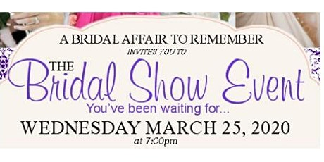 March 25, 2020 Free Bridal Show at The Staaten in Staten Island, NY tickets