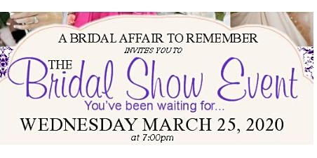 March 25, 2020 Free Bridal Show at The Staaten in Staten Island, NY