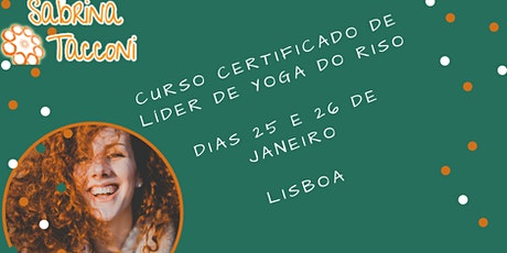 Curso Certificado de Líder de Yoga do Riso tickets