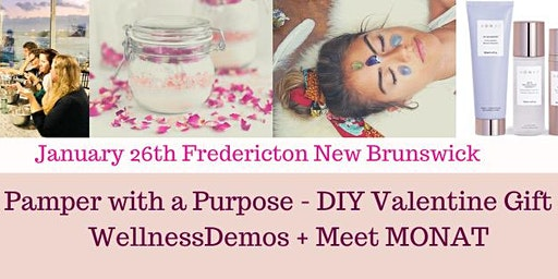 SPIRIT ACTIVATORS SOCIAL - DIY Valentine Gift+Holistic Demos+Beauty Bar
